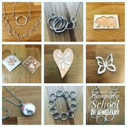 Beginners Silver Jewellery Making- Hampshire School of Jewellery