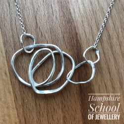 Annie's Organic Link Necklace