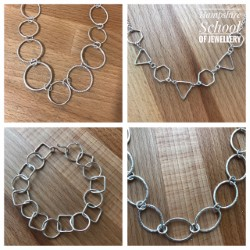 Beginners Silver Chain Necklaces