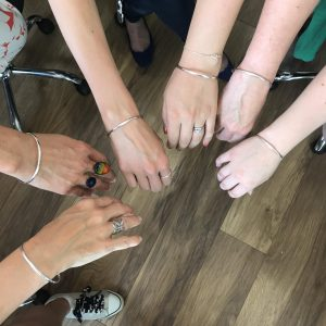 Bangle Making class in Hampshire