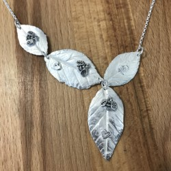 Beginners Silver Art Clay in Hampshire
