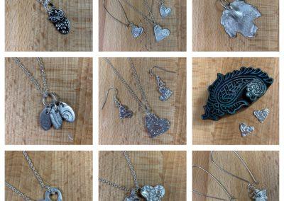Beginners Silver Art Clay Jewellery Making