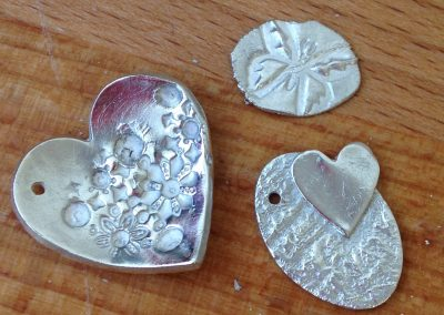 Beginners Silver Art Clay Jewellery Making