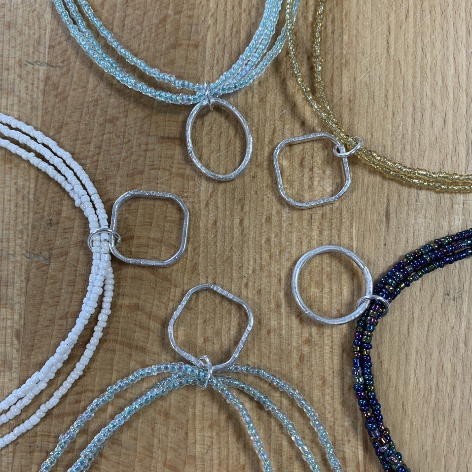 Jewellery making party Hampshire