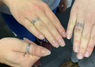 Silver ring making Basingstoke Hampshire